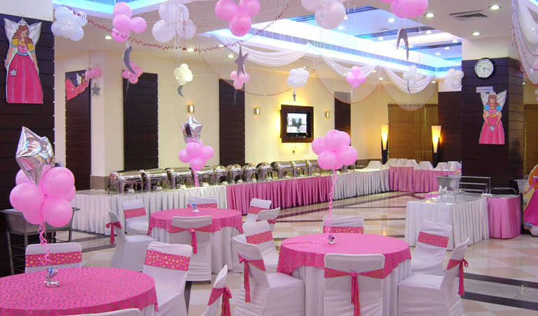 Best Birthday Party Organisers in Delhi